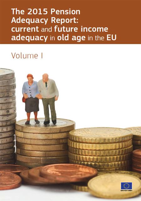 Informe sobre la adecuación de las pensiones de 2015