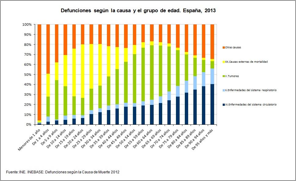 defunciones causa 2013