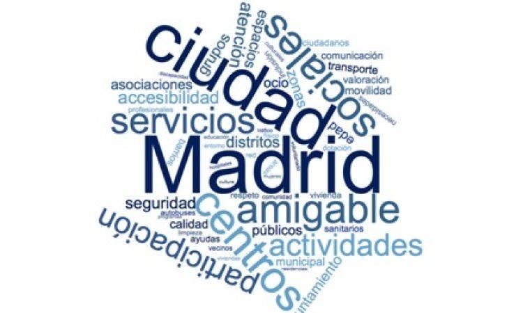 Envejecer activamente en Madrid como ciudad amigable