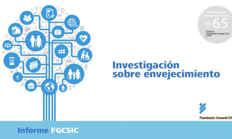 Informe de la Fundación General CSIC sobre la investigación en envejecimiento