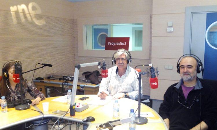 El demógrafo del CSIC Julio Pérez invitado en RNE para hablar sobre la evolución de la población mayor en España