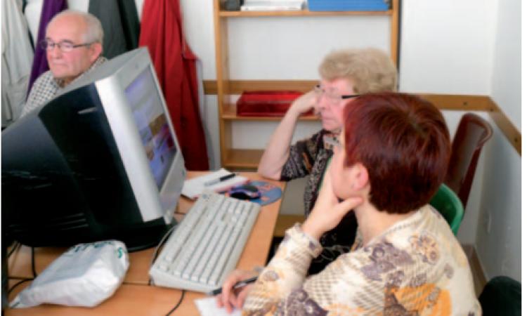 La brecha digital continúa reduciéndose