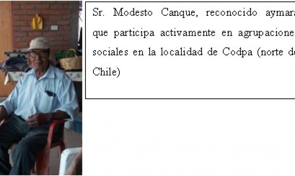 Estudiar el envejecimiento en comunidades indígenas: una experiencia de la realidad chilena