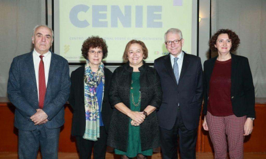 La Fundación General CSIC presenta el Centro Internacional sobre el Envejecimiento