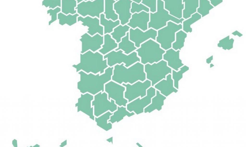 Estadística de residencias del Mapa de recursos