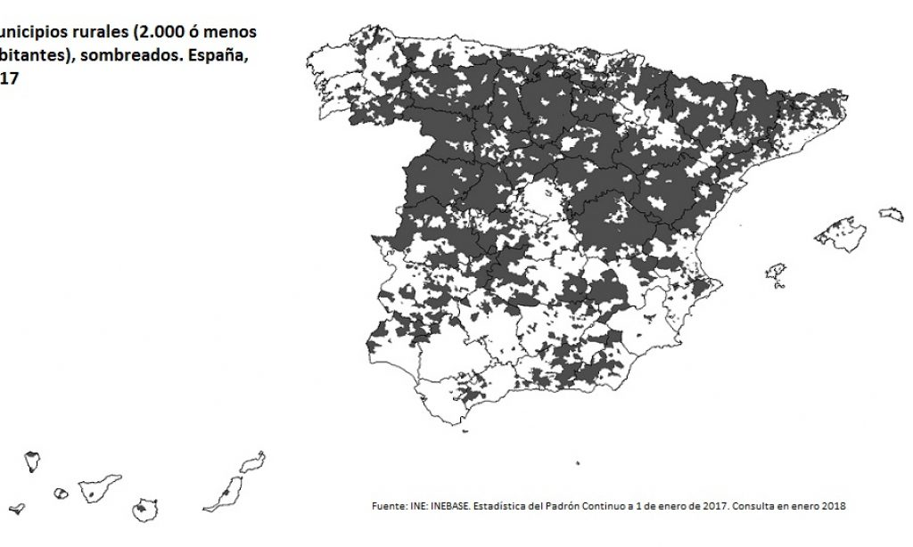 La España rural se vacía