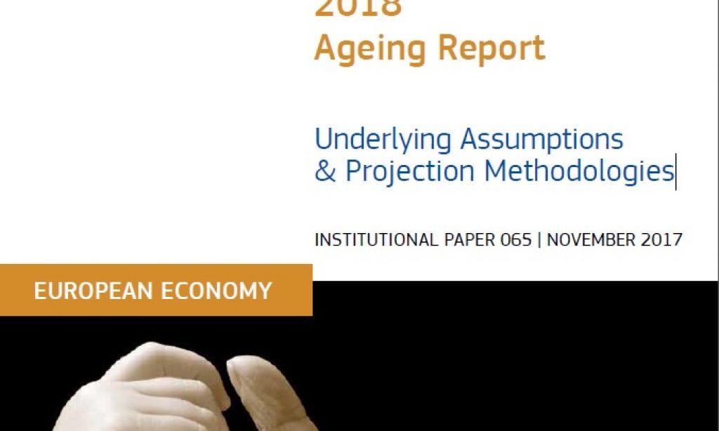 Informe sobre envejecimiento 2018. Comisión Europea.