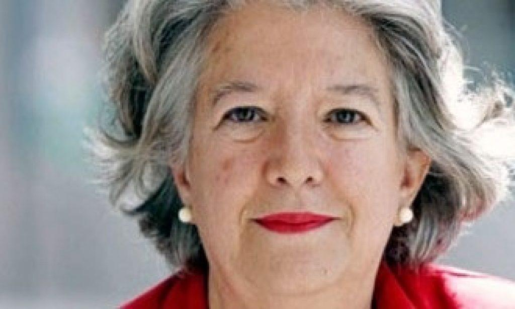 María Ángeles Durán, Doctora 'Honoris Causa' por la Universidad de La Rioja, por el estudio de la aportación femenina al bienestar de todos