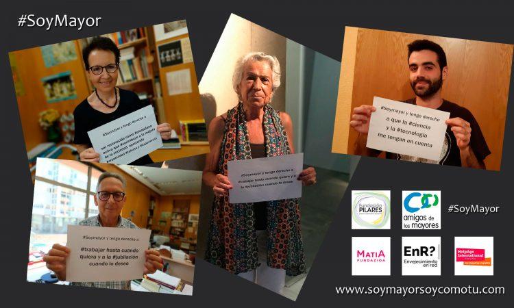 Las personas mayores deben disfrutar libremente de sus derechos