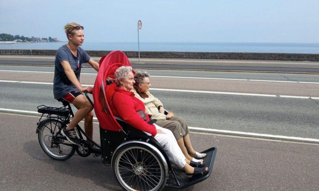 Cuestiones sobre el transporte que interesan a las personas mayores
