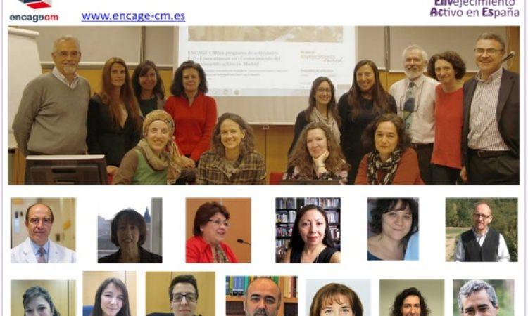 Investigando el Envejecimiento activo, calidad de vida y género en España
