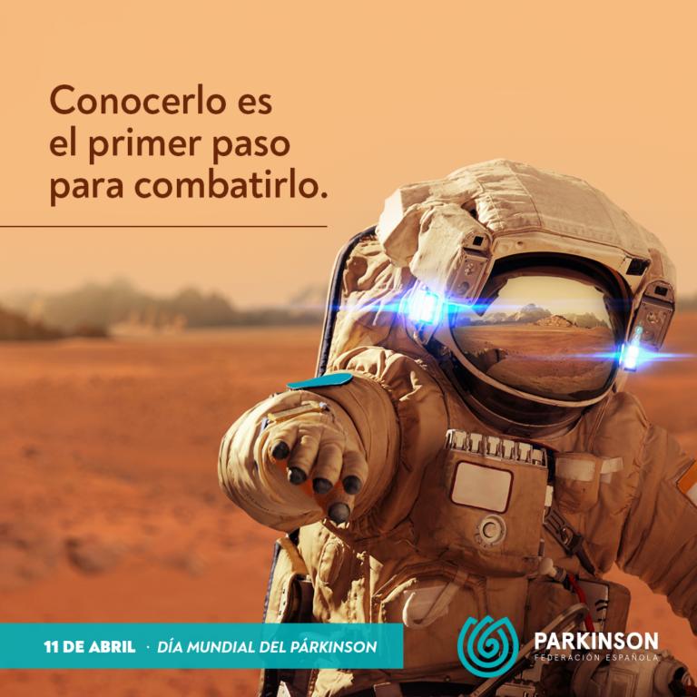 Día Mundial del Párkinson. Federación Española Párkinson