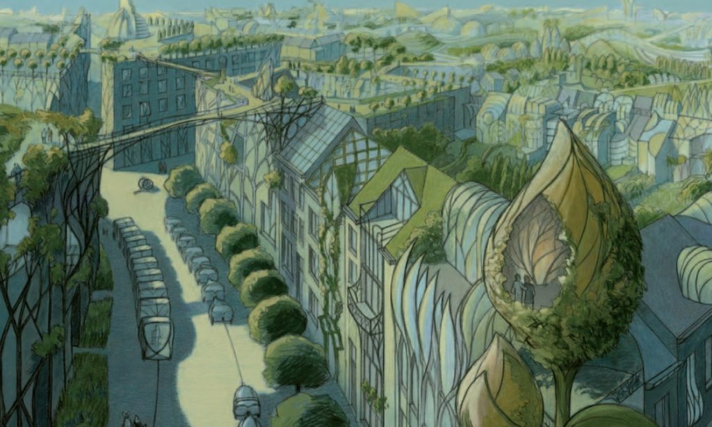 Ciudades sostenibles, espacios verdes y oportunidades durante la vejez
