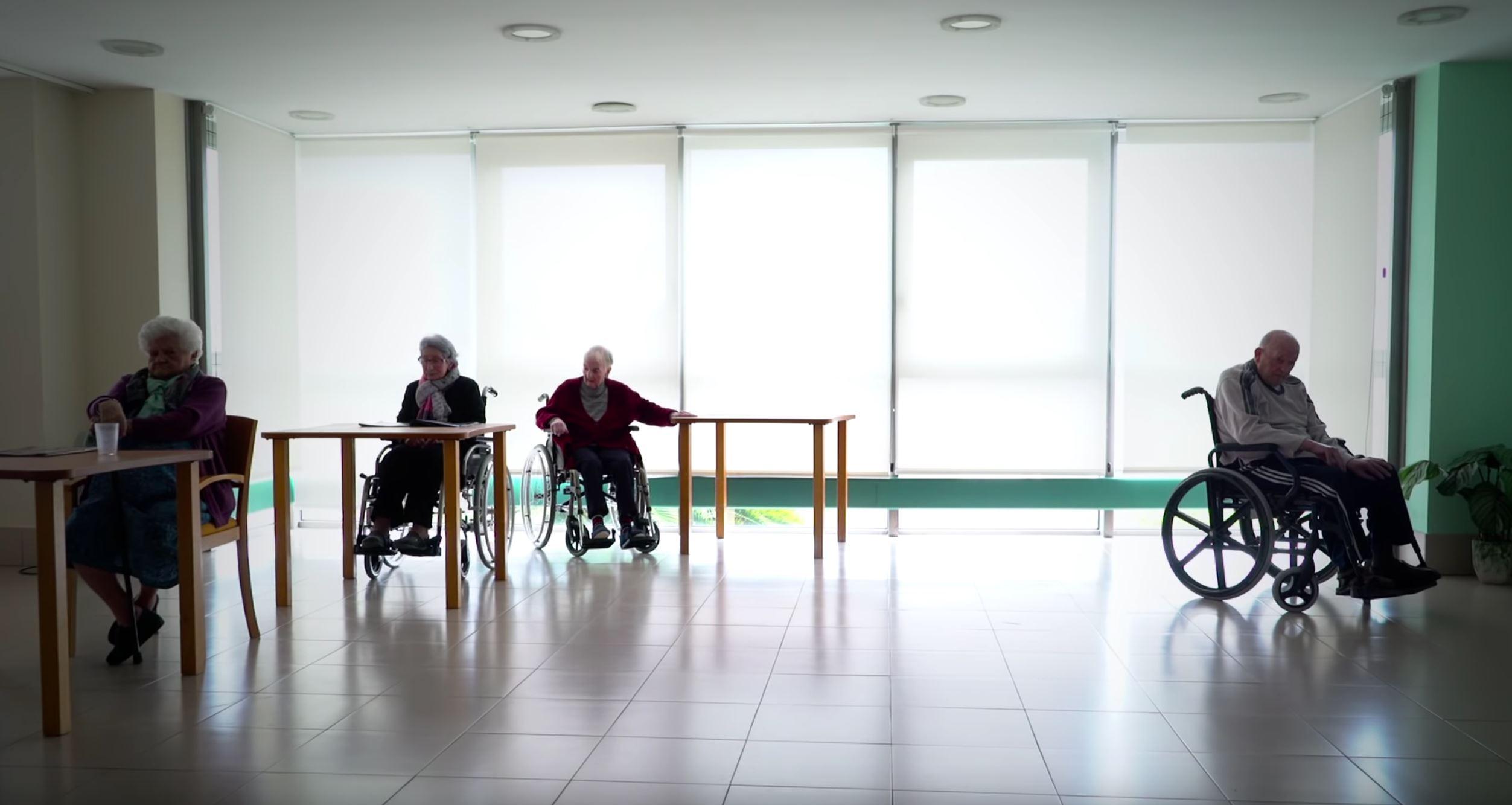 Fotograma del vídeo 'Parking' de Matia Fundazioa