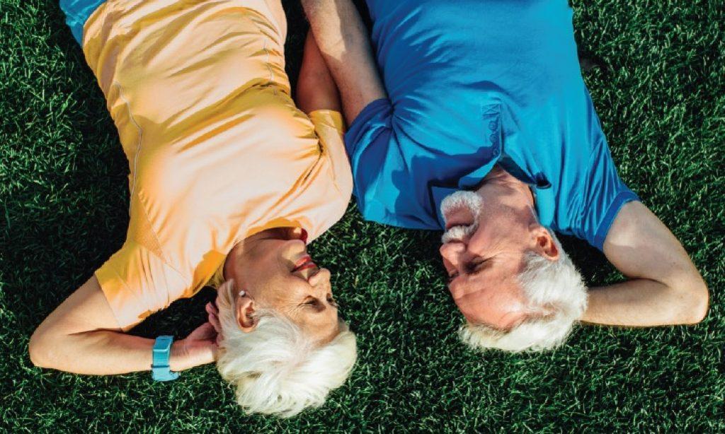 El envejecimiento en Europa