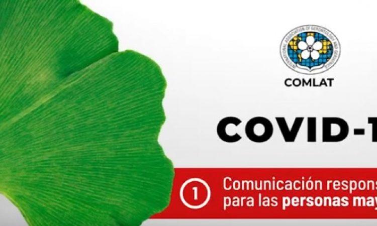 Iniciativa de comunicación para personas mayores (Com. Latinoamericano, IAGG)