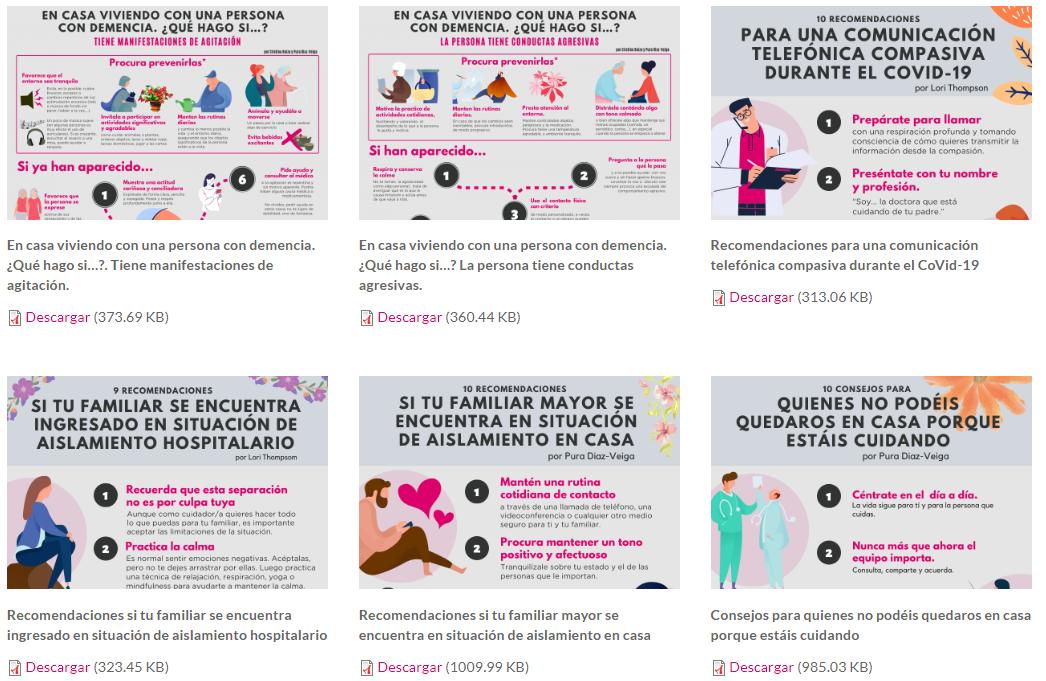 Matia Fundazioa ofrece estos recursos de información en su web https://www.matiafundazioa.eus/es/documentacion-covid-19
