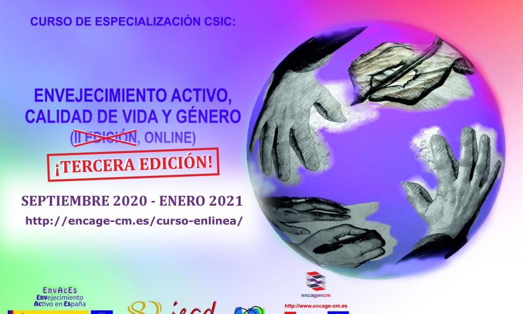 Curso de Especialización en Envejecimiento Activo, Calidad de Vida y Género