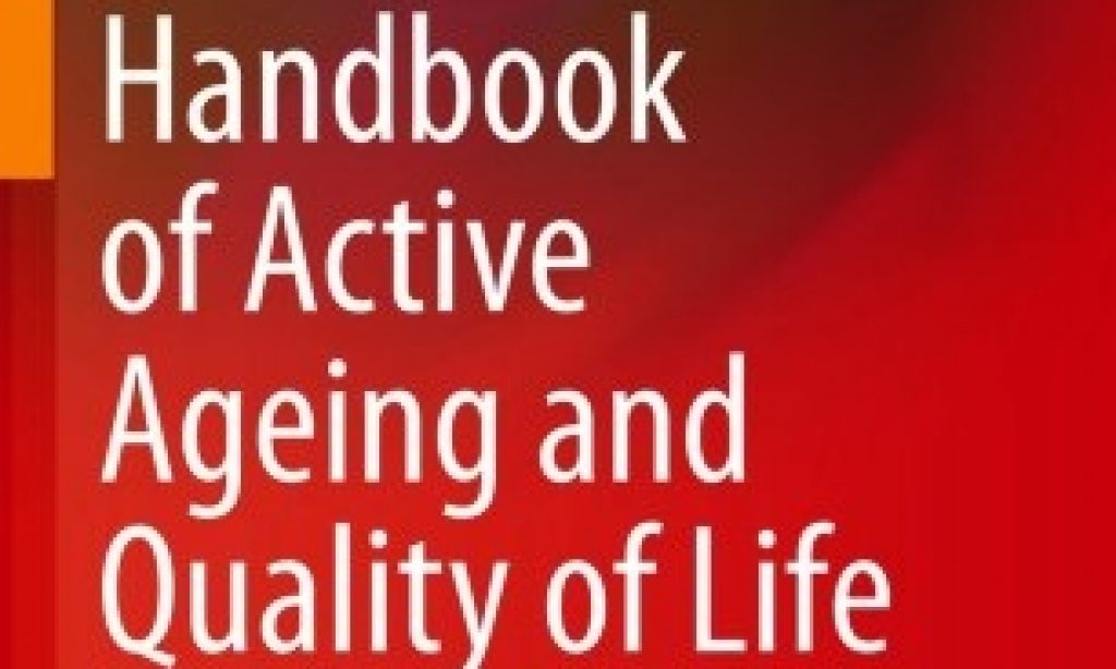 Envejecimiento activo y calidad de vida. Conceptos y aplicaciones