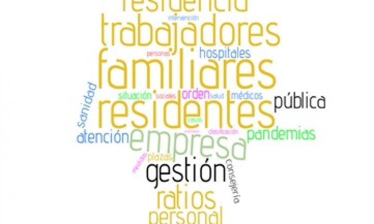 El debate sobre residencias y la crisis de covid-19 en la Asamblea de Madrid